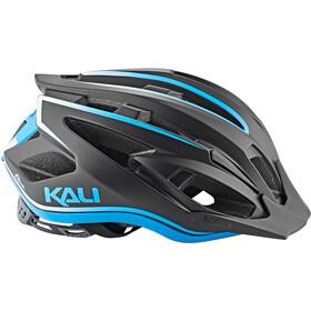 Kali Alchemy Helm matt schwarz/blau